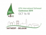 SAVE THE DATE : 67ème Conférence Internationale des Résineux du 16 au 18 octobre 2019 à Anvers, Belg